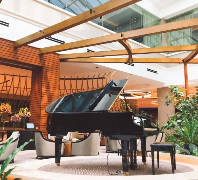 Furniture rental for Mall Performances